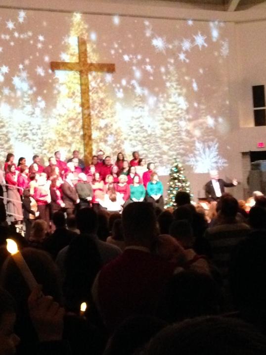 A Christmas Celebration!