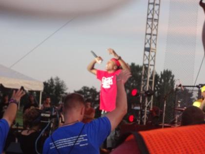 Lecrae Bringing the Worship