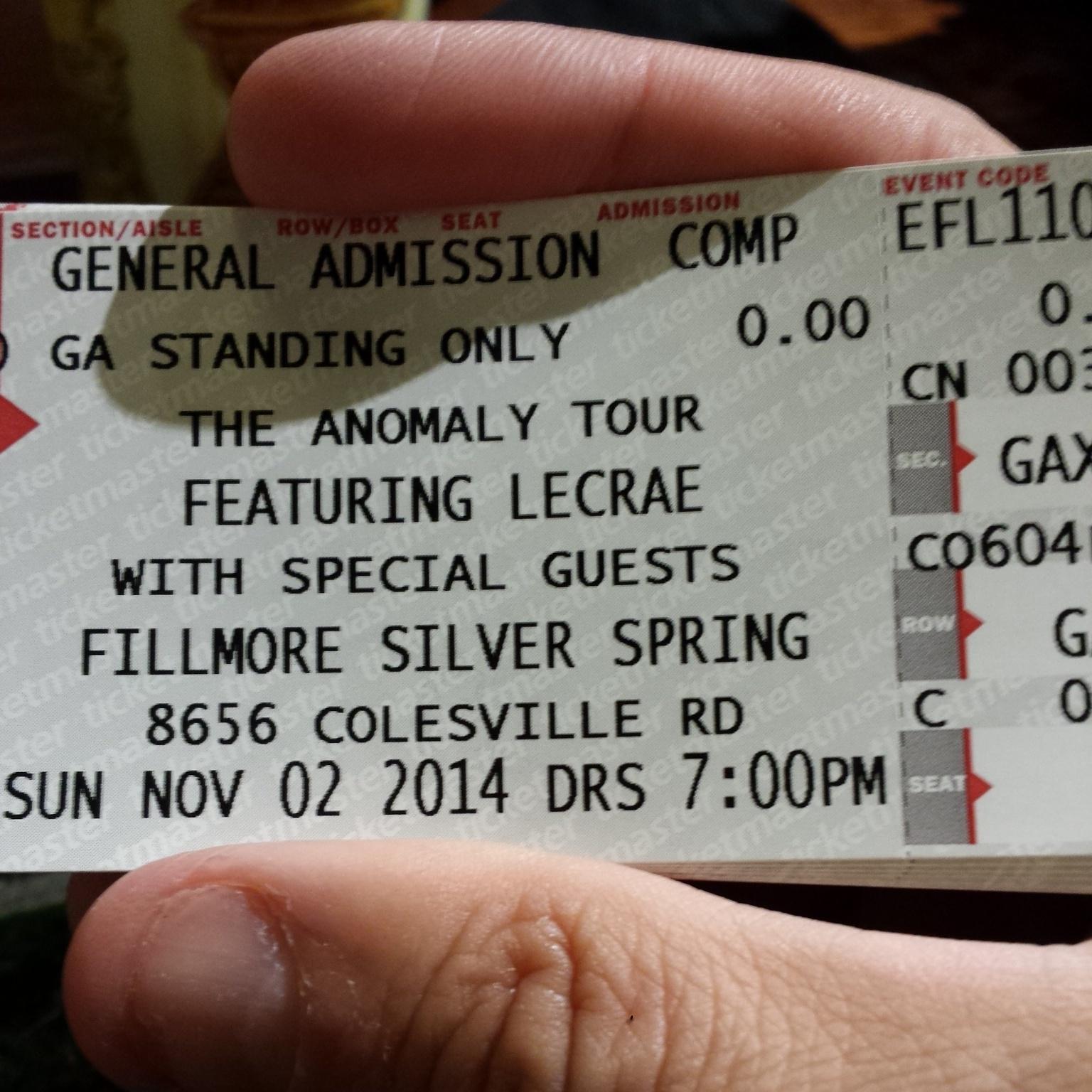 Sponsored Post – Lecrae #ANOMALY Tour | boyradd
