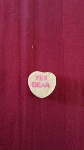 yes dear