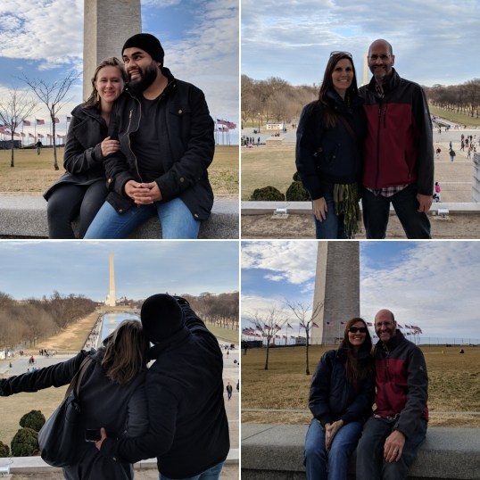 DC with Paige and Stalin 2018