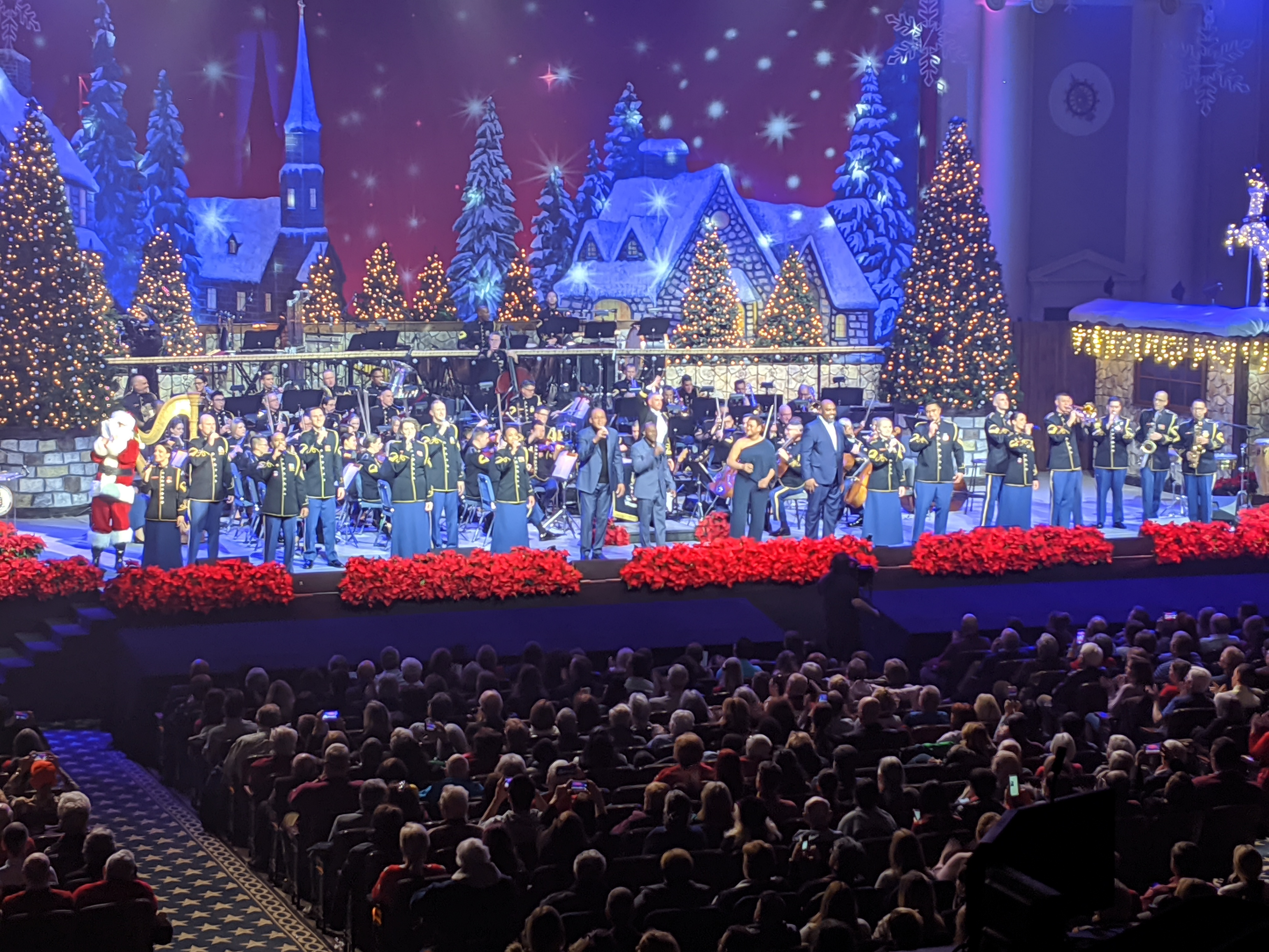 Military Christmas Celebration 2019