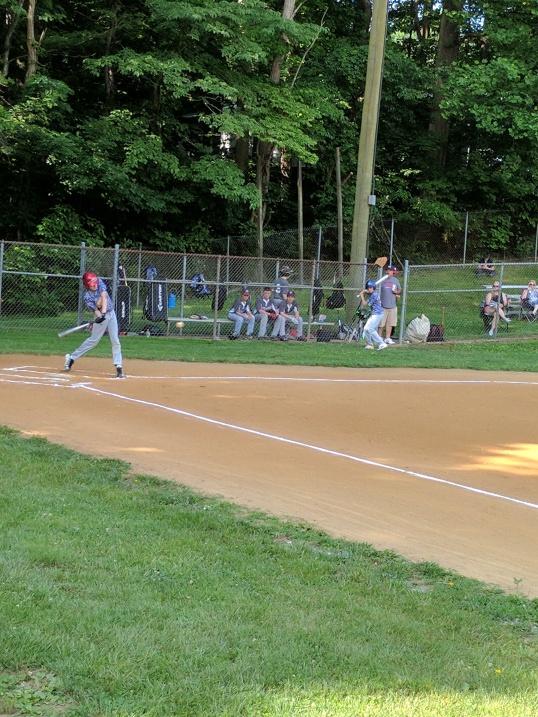 Ryan Baseball 2017